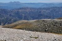 Mountains in SE Albania