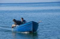 Fisherman, Ohrid Lake