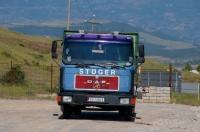 Albanian truck