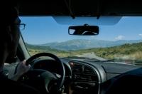 On the way to Këlcyrë