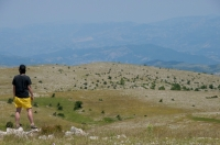 Mountains of southern Albania