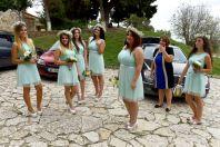 Albanian bridesmaids, Apollonia