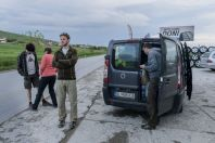 Problems with the car, Kosovo