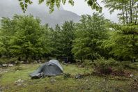 Camp, Valbona valley