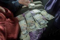 Výměna peněz, Bajram Curri