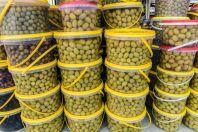 Sale of olives, Milot