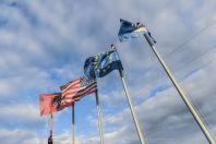 Flags, Fushë-Kruje