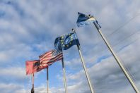 Vlajky, Fushë-Kruje