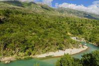 Drino river