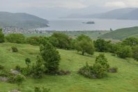 Prespanské jezero, Pustec