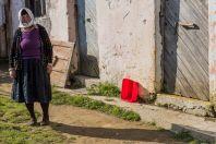 Stará žena, Qafe Perdolec