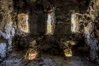 Inside the Kulla, Theth