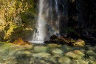 Waterfall, Theth
