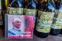 Enver and olive oil, Milot