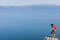 Ohrid Lake, Lin