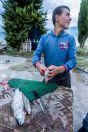 Fisherman, Hudënisht