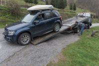 Problémy s autem, Bjelopolje