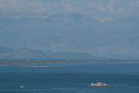 Grmožur, Skadarské jezero