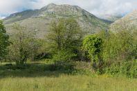 Okolí vesnice Besa