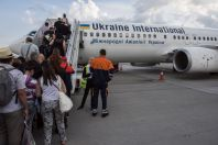 Kyjev - Jerevan, Boryspil