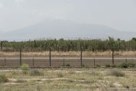 Ararat, Arménsko - turecká hranice