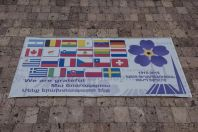 100 years after Armenian Genocide, Antarut