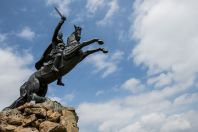 Statue, Navur