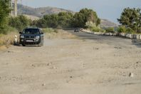 Bad road, Sevan