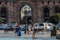 Pouliční život, Jerevan