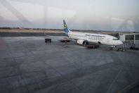 Zvartnots, letiště Jerevan