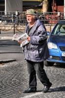 News-agent, Sarajevo
