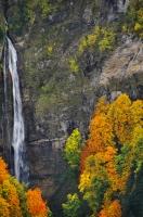 Skakavac waterfall, NP Sutjeska