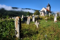 Old cementary, Kolunić