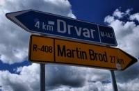 Směr Drvar