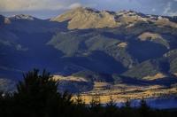 Crvaj planina Mts.