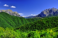 Sutjeska Canyon