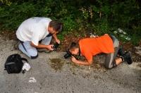 Fotografování, NP Sutjeska