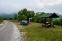 Morning in Serbia
