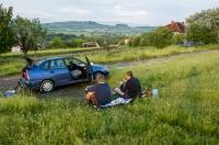 Camp near Kumanovo