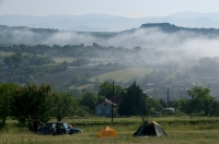 Camp near Kumanovo