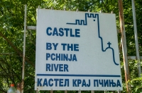 Castle by the Pčinja river