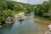 Řeka Treska
