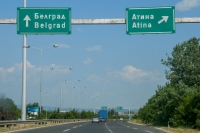 Směrem na Bělehrad a domů