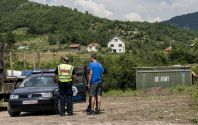 První kilometry v Kosovu