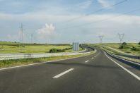 Highway near Prishtinë