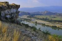 Struma valley and Kozuch