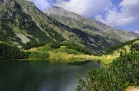 Okoto Lake and Vichren