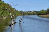 Řeka Ropotamo