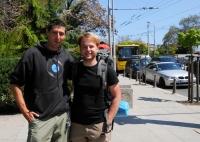 Setkání s Nikolayem Tzankovem v Sofii