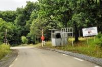 The former control near Rezovo